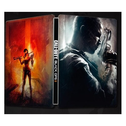 Call of Duty Black Ops II: Limited HARDENED Edition Steelbook [Xbox 360 G1 [Playstation 3 PS3] [Nintendo Wii U]
