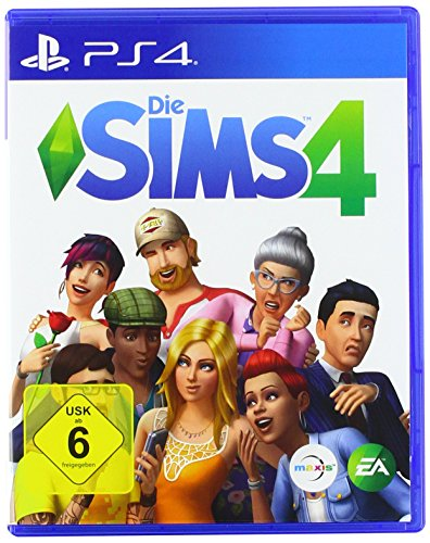 Die Sims 4 - Standard Edition - [PlayStation 4] Vier