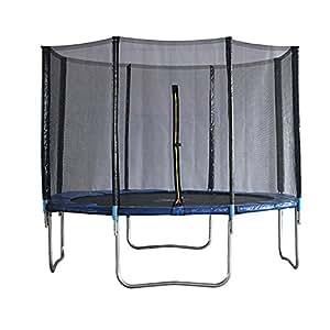 terena trampolin 305 cm mit netz sicherheitsnetz. Black Bedroom Furniture Sets. Home Design Ideas