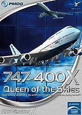 PMDG 747-400 X - Add-on for Microsoft Flight Simulator X (FSX)