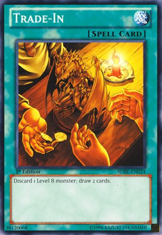 Yu-Gi-Oh! - Trade-In (SDBE-EN024) - Structure Deck: Saga of Blue-Eyes White D...