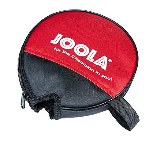 JOOLA Tischtennishülle Round, Rot