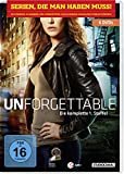 DVD Cover 'Unforgettable - Die komplette 1. Staffel [6 DVDs]