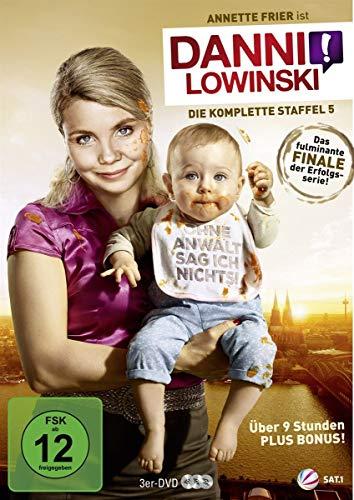 Danni Lowinski - Die komplette Staffel 5 [3 DVDs]
