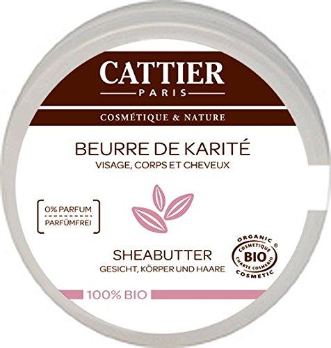 Cattier Paris: Sheabutter, rein 20 g (20 g)