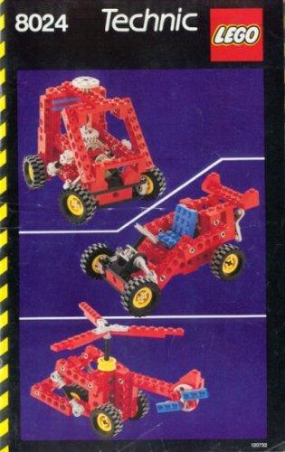 Lego Technik 8024 Starter Set von 1990