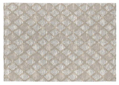 Rugs&Rugs Hallie Alfombra Decorativa De Algodón En