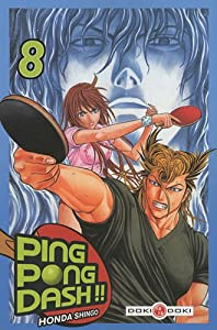 Ping Pong Dash !! Edition simple Tome 8