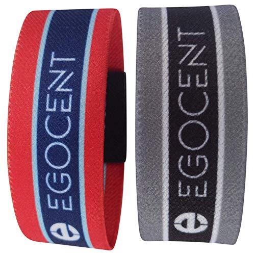 ENT Design Schwarz/Grau/Weiss Damen Herren Unisex S 17cm ()
