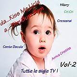 Da Kiss Me Licia a Bim Bum Bam Vol. 2 (Tutte le sigle TV)