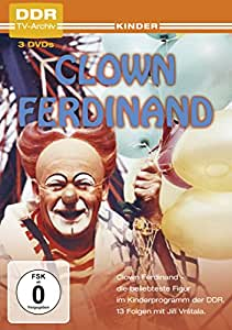 Clown Ferdinand (3 Discs)