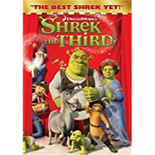 Shrek the Third [DVD] [2007] [Region 1] [US Import] [NTSC]