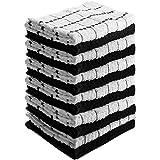 Utopia Towels - 12 Strofinacci da cucina - Lavabili in lavatrice (38 x 64 cm)