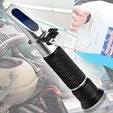 Refraktometer Frostschutz Solaranlage Batterie Auto Batteriesäure Adblue Ethylen R02