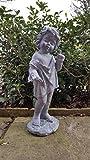 Grande figurine pour décoration de jardin