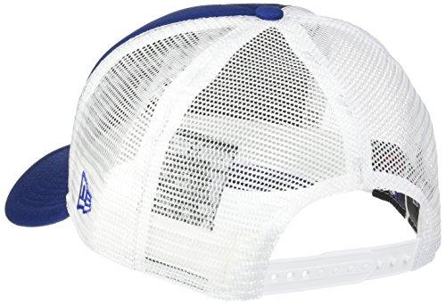 New Era Herren Clean Trucker Baseball-Cap blau