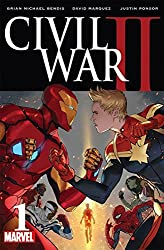 [(Civil War II)] [Author: Brian Bendis, David Marquez] published on (February, 2017)