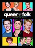 Queer as Folk - Complete Series (+ Bonus disc) [24 DVDs] [Import]