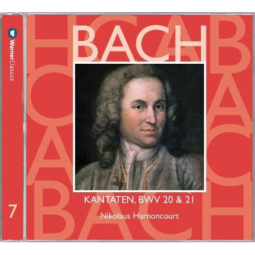 """Cantata No.20 O Ewigkeit, du Donnerwort BWV20 : IV Recitative - """"Gesetzt, es daurte der Verdammten Qual"""" [Bass]"""