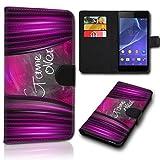 Book Style Wiko Rainbow Lite Tasche Flip Brieftasche Handy Hülle Kartenfächer für Wiko Rainbow Lite - Design Flip SVH35