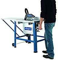 SCHEPPACH HS 120o 12inch 315mm Circular Sawbench with Dual Rip / Mitre Fence - 240V