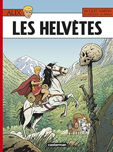 Alix, Tome 38 : Les Helvètes