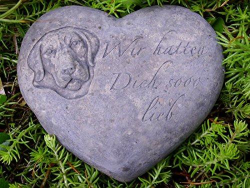 Gedenkstein Hund