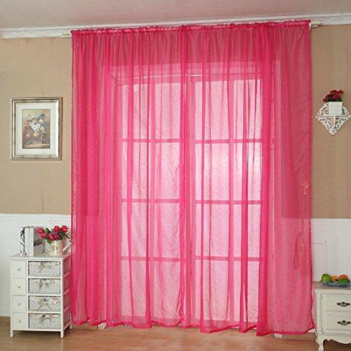 tongshi-sheer-color-solido-de-tul-puerta-cortina-de-la-ventana-panel-de-drapeado-bufanda-cenefa-rojo