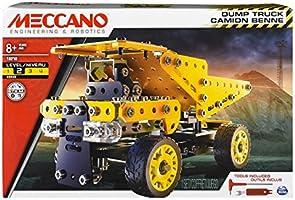 MECCANO Veicolo Dump Truck, 6042093