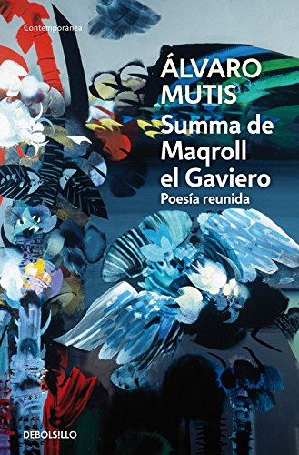 Portada del libro Summa de Maqroll el Gaviero: Poesía reunida (CONTEMPORANEA)