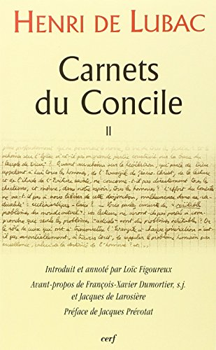 Carnets du Concile : Tome 2