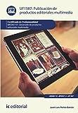 Publicación de productos editoriales multimedia. ARGN0110
