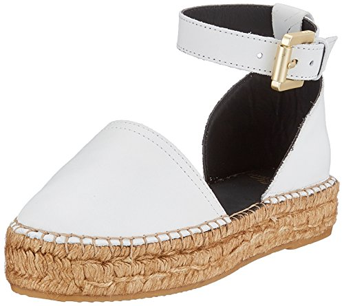 Royal RepubliQ Damen Wayfarer Cross Sandal-Cambr Blue Slipper, Grün (Cambridge Blue), 37 EU