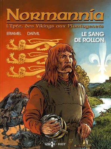 Epte T01 Le sang de Rollon (NED 2013)