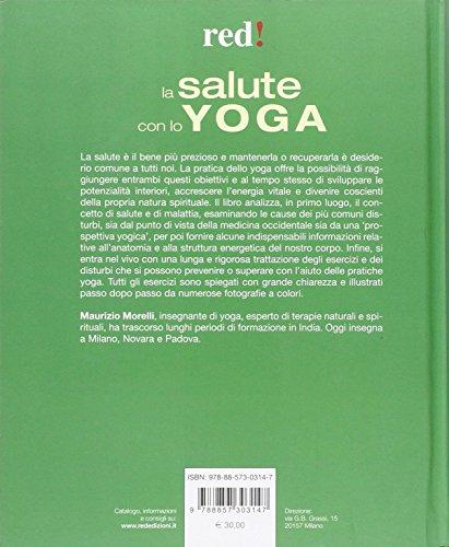 Zoom IMG-1 la salute con lo yoga