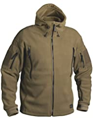 Helikon Patriot Polaire Veste Coyote