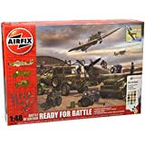 Airfix - Ai50172 - Regalo - Batalla D'Angleterre - listo para la batalla - 443 habitaciones - 1/48 Escala