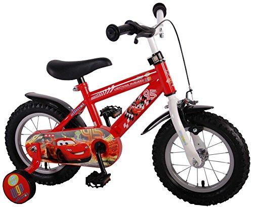 Disney volare11248-ch 12Zoll Volare Cars Jungen Fahrrad
