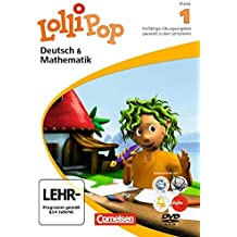LolliPop Multimedia Deutsch/Mathematik - 1. Klasse (DVD-ROM)