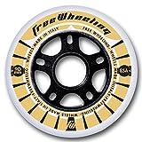 FreeWheeling 4 Stück Inliner Skate Rollen Race 90mm 1117387