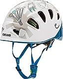 Edelrid Shield II Helmet Kids Petrol Kopfumfang 52-62cm 2018 Snowboardhelm