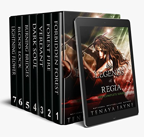 The Legends of Regia Box Set: The Complete Series. Books 1-7 (English Edition) Urban Legends Season 2