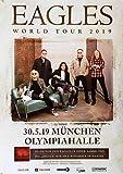 TheConcertPoster Eagles - World Tour, München 2019 |
