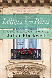Letters from Paris by Juliet Blackwell (2016-09-06)