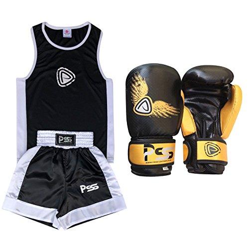 Prime - Uniforme Boxeo Niño 2 Piezas Camisa Shorts