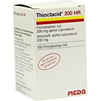 THIOCTACID 200 HR 100St Filmtabletten PZN:8591207 preisvergleich bei billige-tabletten.eu