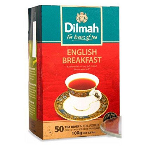 Dilmah English Breakfast Tea - Las mejores bolsas