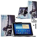 Premium Cuir Tablette 25,7cm 360Support Coque Couverture de Livre pour CHUWI Hipad?25,7cm Moto