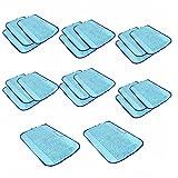 fbshop (TM) 20chiffons de nettoyage en microfibre, Pro-Clean baissez Chiffons pour...