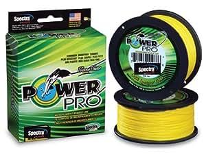 Tresse Power Pro 135 m 0,10mm 5kg jaune - Yellow